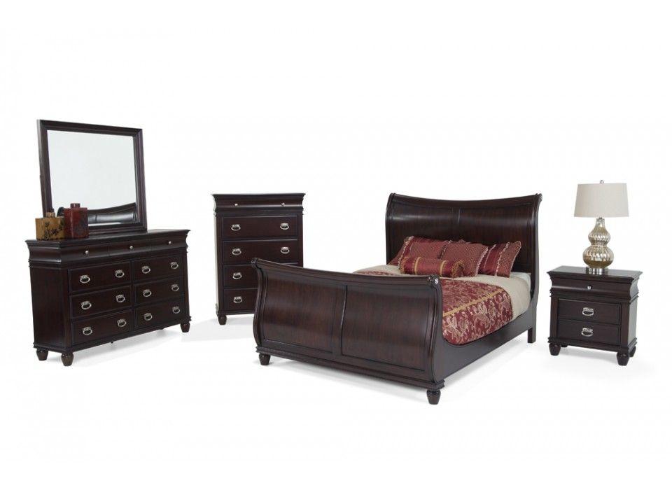 Regency 8 Piece Queen Set Bedroom Sets Bob S Furniture