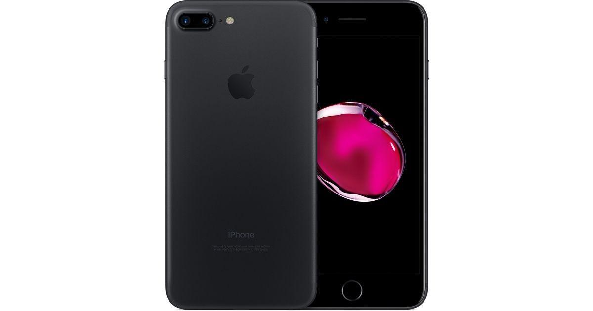 Apple Iphone 7 Plus Black 256gb Verizon