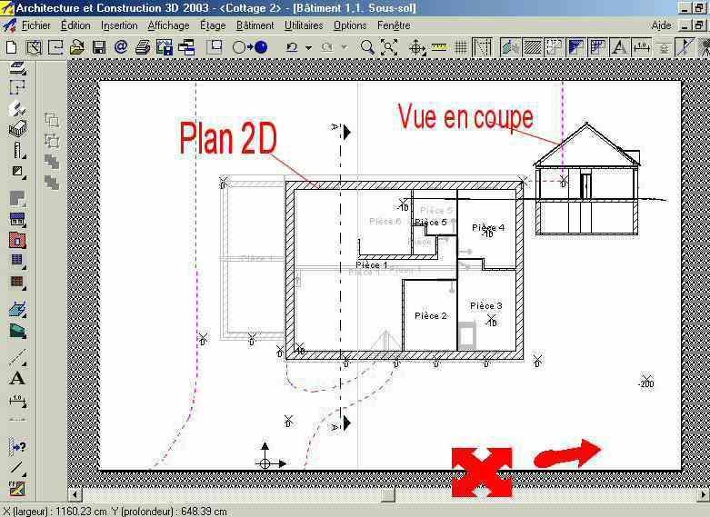 plan maison en y gratuit Plan maison, Plan de maison