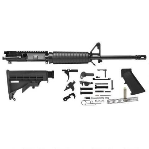Del-Ton AR-15 Carbine Completion Kit 5 56 NATO 16