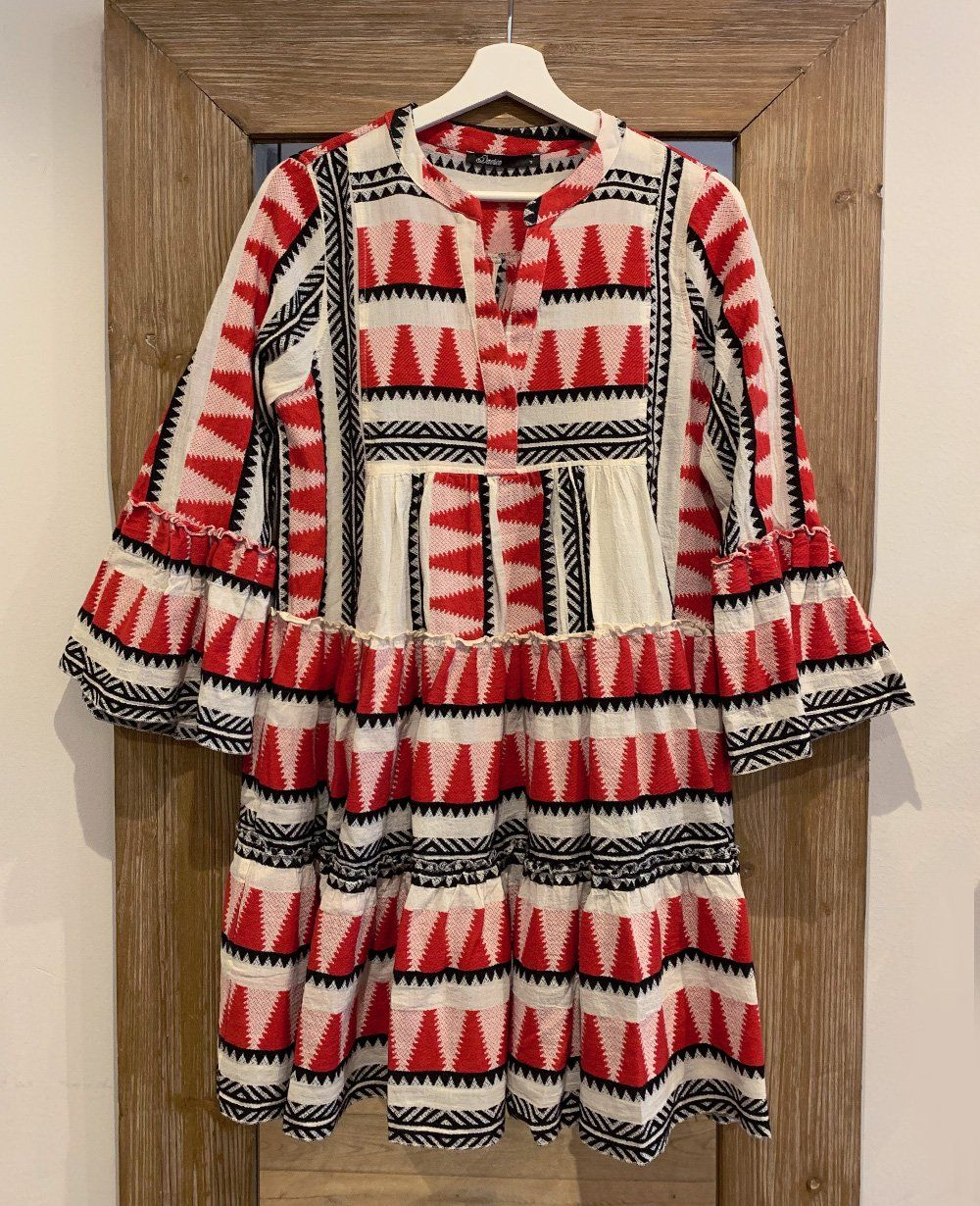 Ikat Dress I Miss Shophie London 13