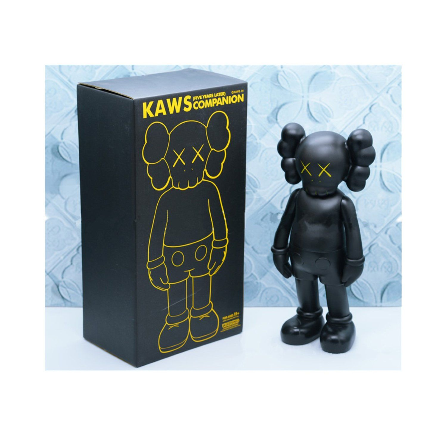 "KAWS COMPANION Flayed Open Dissected BFF 8/"" PVC Action Figures Toys New In Box"