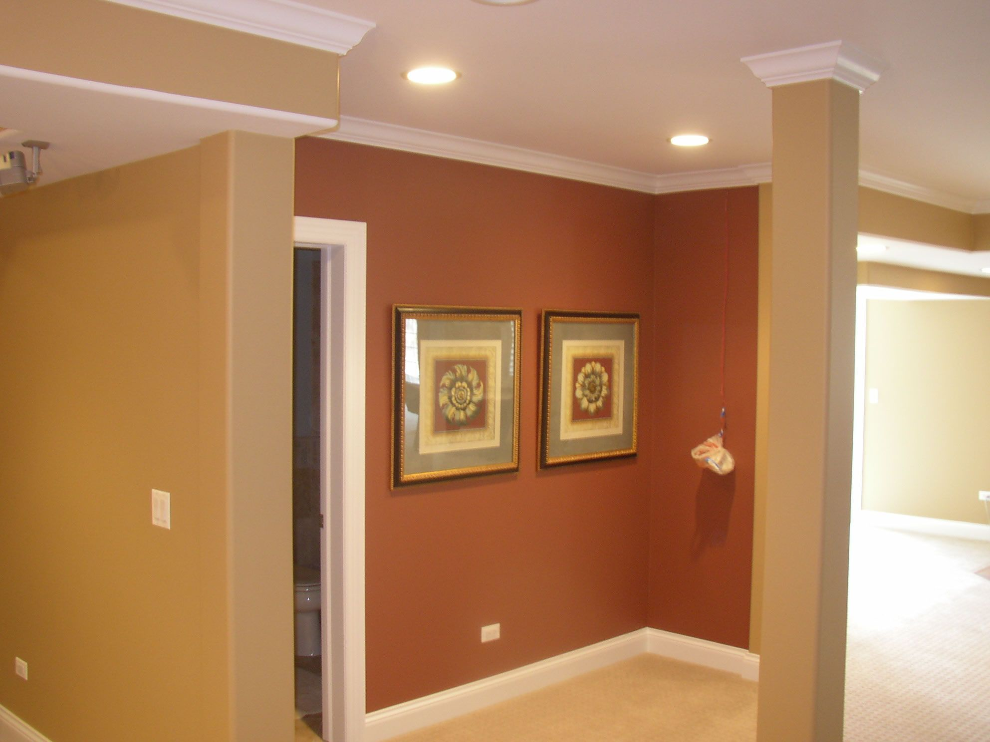 Bedroom paint two different colors - Interior Paint Colors To Request A Free Estimate For Your Interior Painting