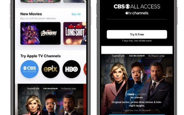 The addition of CBS All Access on Wednesday brings the