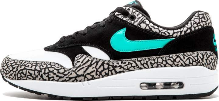 Nike Air Max 1 Premium Retro Medium GreyClear Jade 'Atmos
