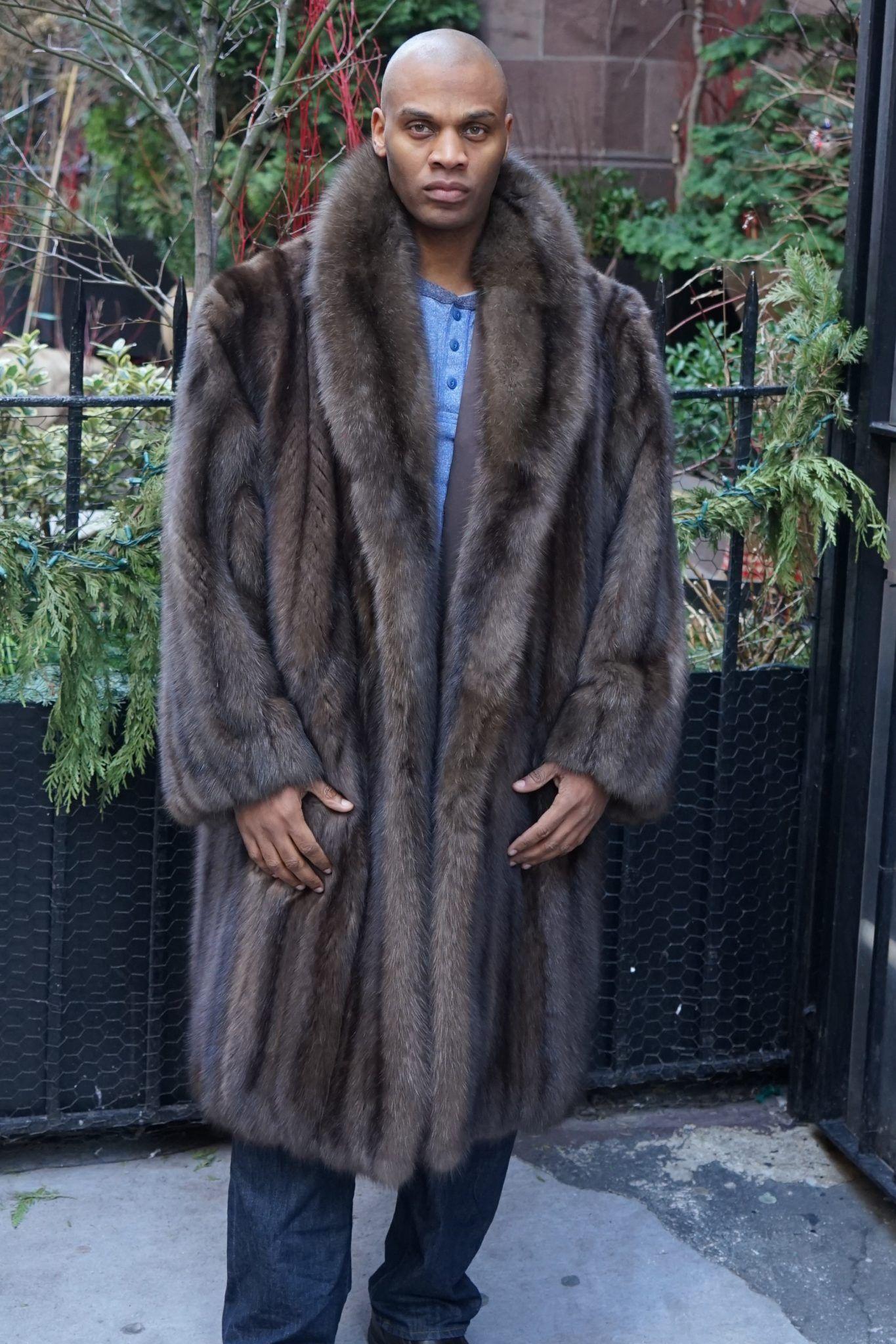 Mens Fur Coat, How Much Is A Sable Coat