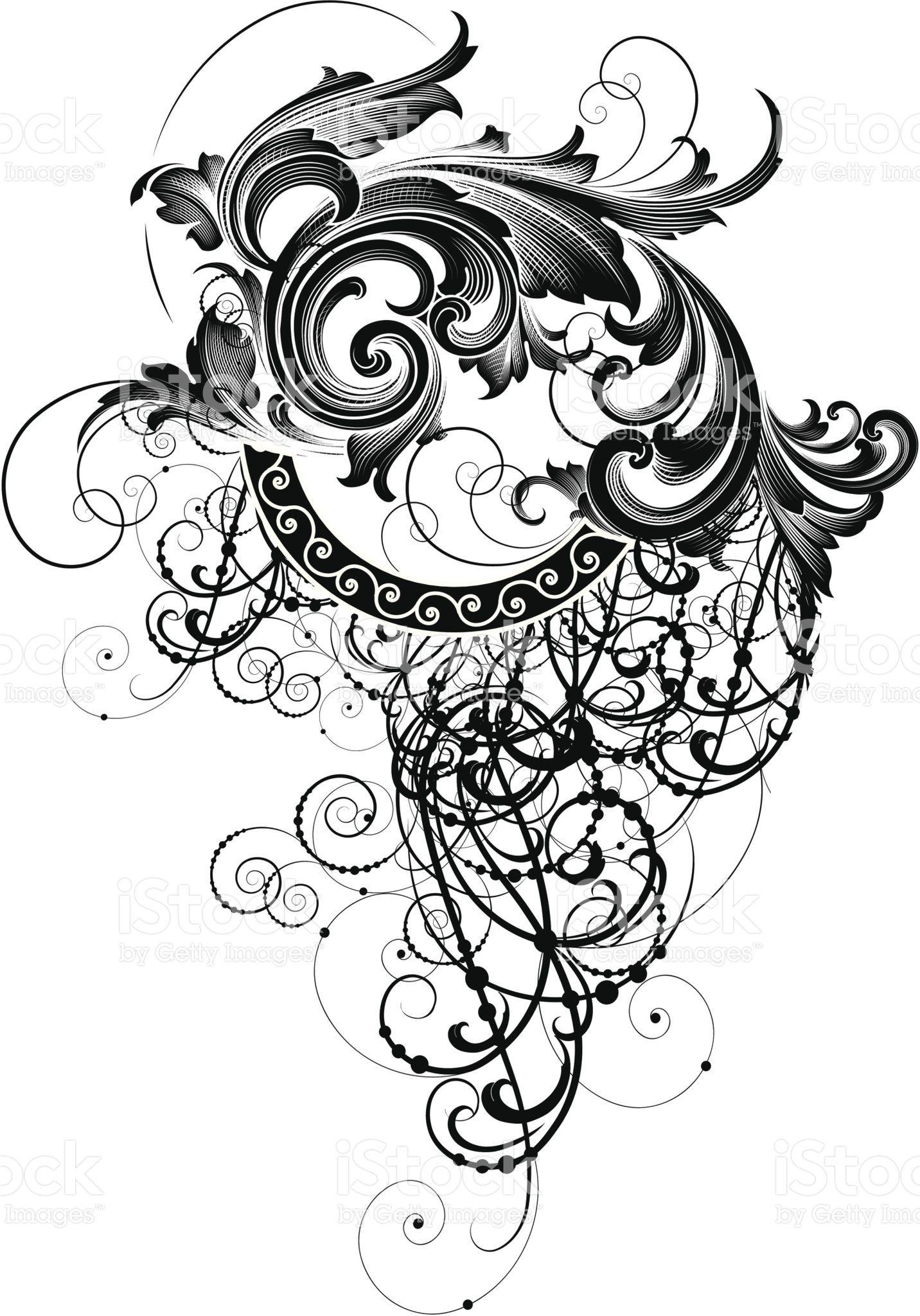 Desing Gothic Tattoo Gorgeous Tattoos Hand Engraving