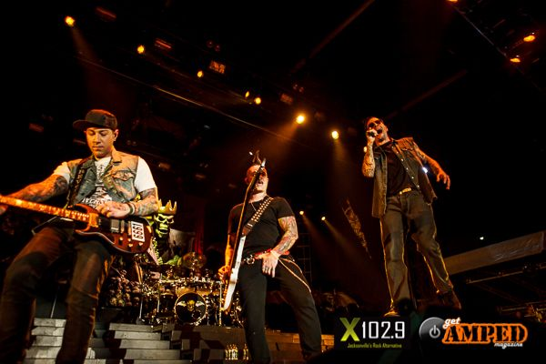 26/04/14 - Welcome To Rockville (Avenged Sevenfold, a7x)