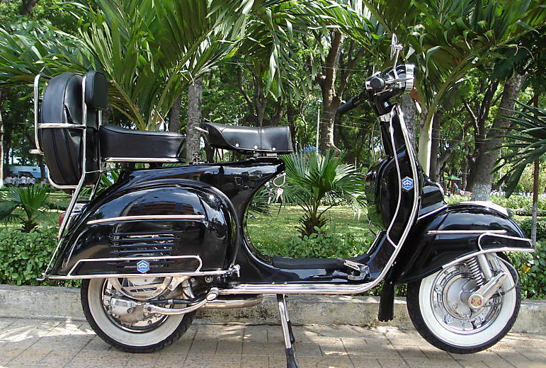 vintage vespa scooter roller scooter vespa ape. Black Bedroom Furniture Sets. Home Design Ideas