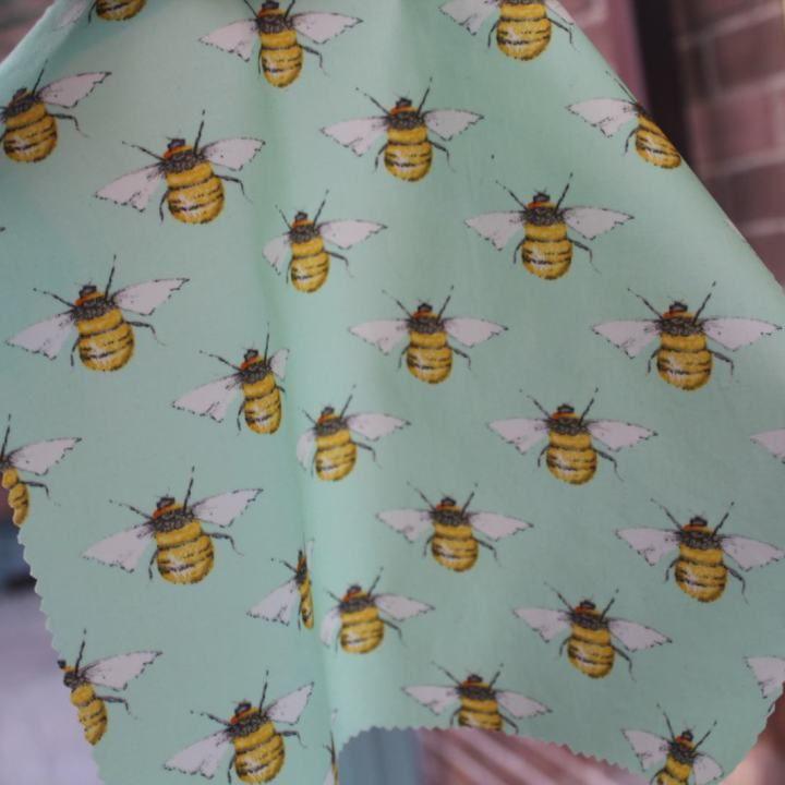 DIY Beeswax Wraps #beeswaxwraps