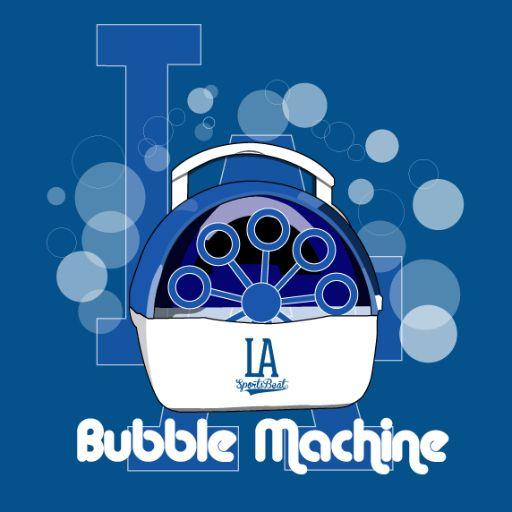 Bubble Machine.