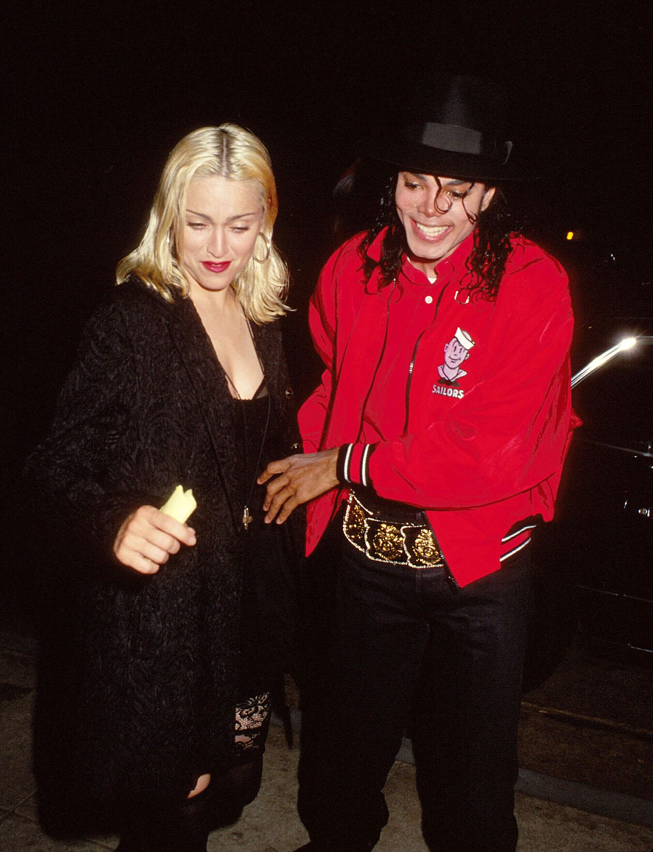 Michael Jackson And Madonna At The Ivy Restaurant Eclectic Vibes Michael Jackson Smile Michael Jackson Michael Jackson Neverland