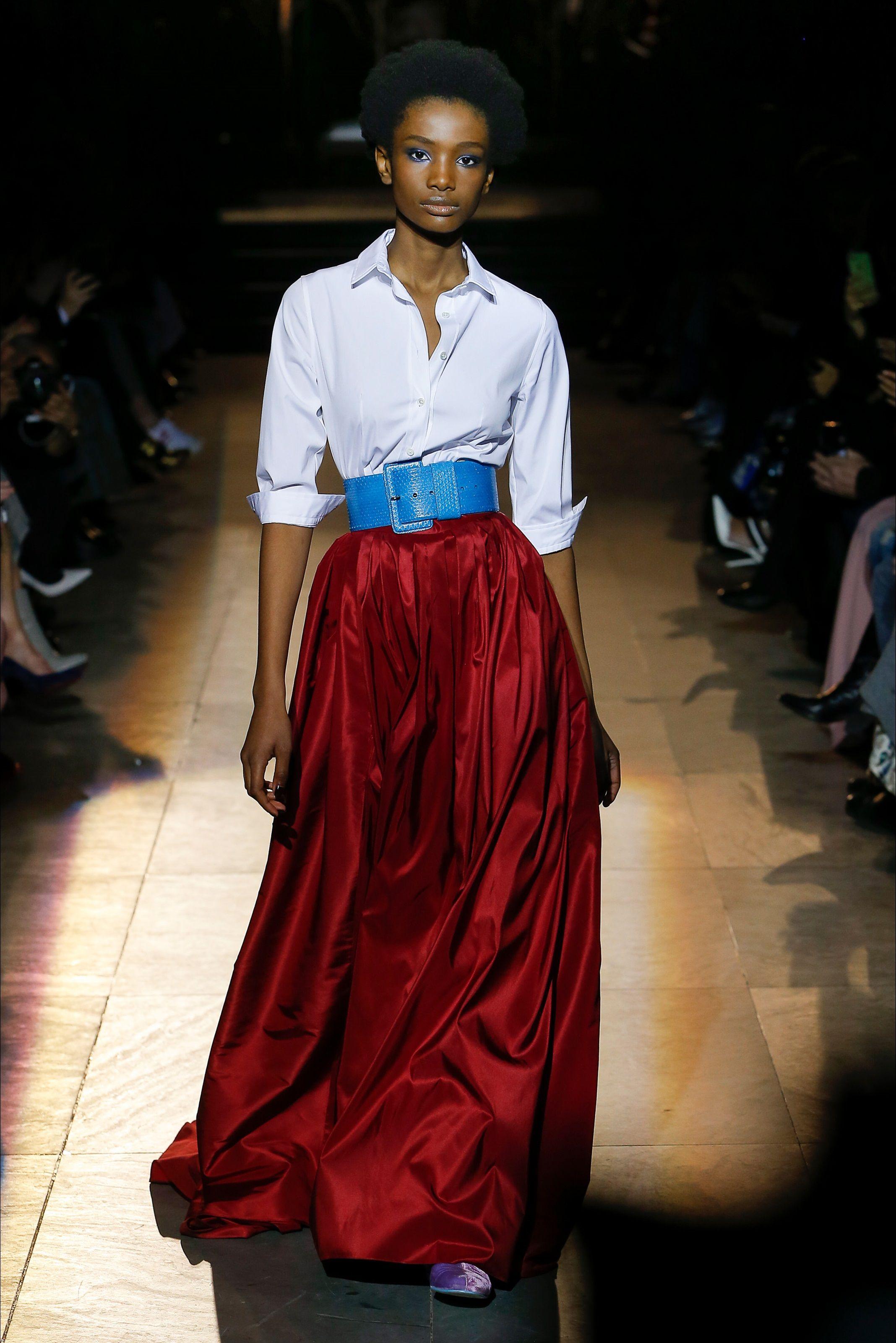 603c7d1c88c Sfilata Carolina Herrera New York - Collezioni Autunno Inverno 2018-19 -  Vogue