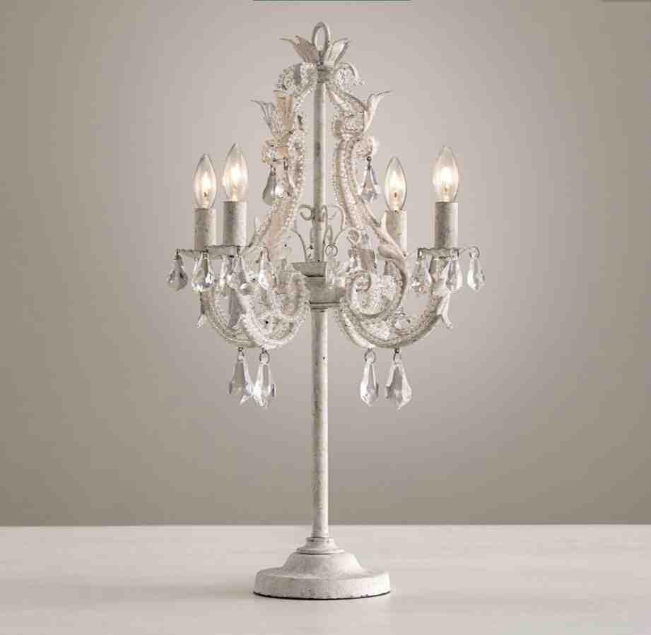 Chandelier Bedside Lamps chandelier lamp Pinterest Chandelier