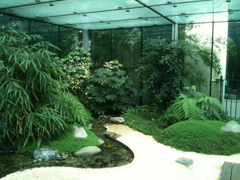 Giardino interno il giardino interno with giardino - Giardino verticale interno ...