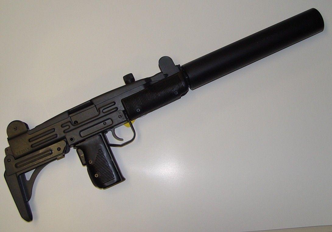 uzi | Coastal Guns UZI SMG Suppressors for the full size