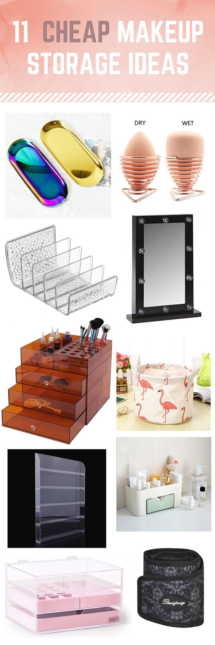 eBay Bargains Makeup Storage Solutions Makeup storage