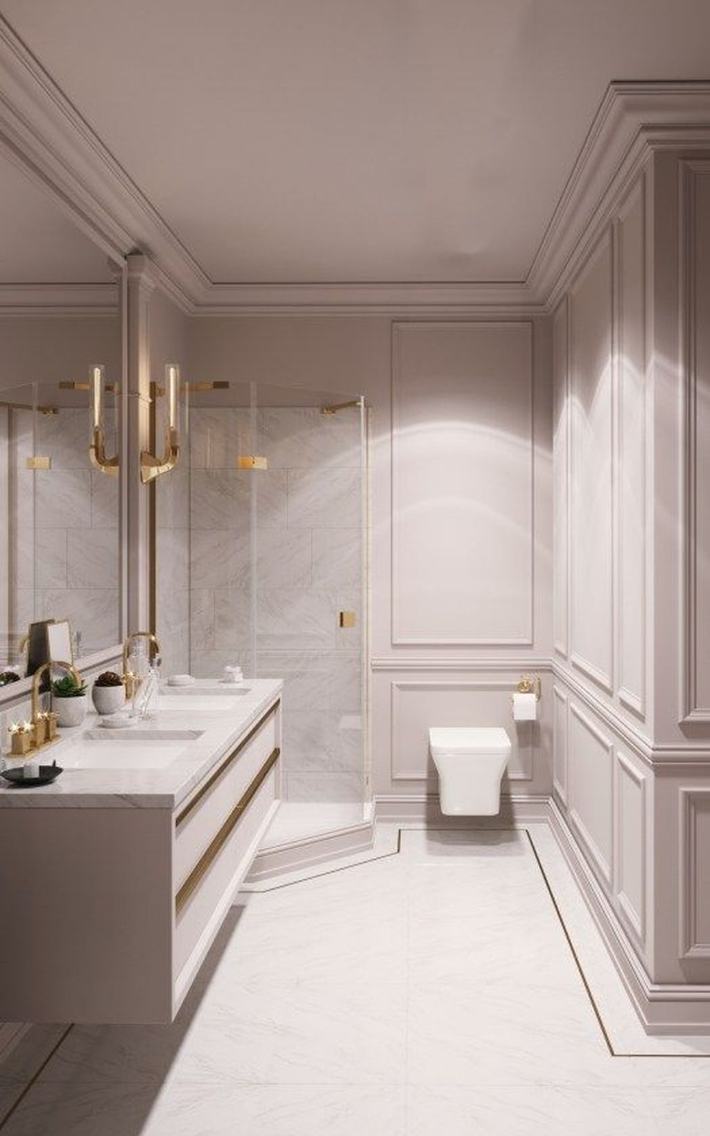 European Neoclassical Bathroom Design 3d Bathroom Design Neoclassical Bathroom Design Small Luxury Bathrooms
