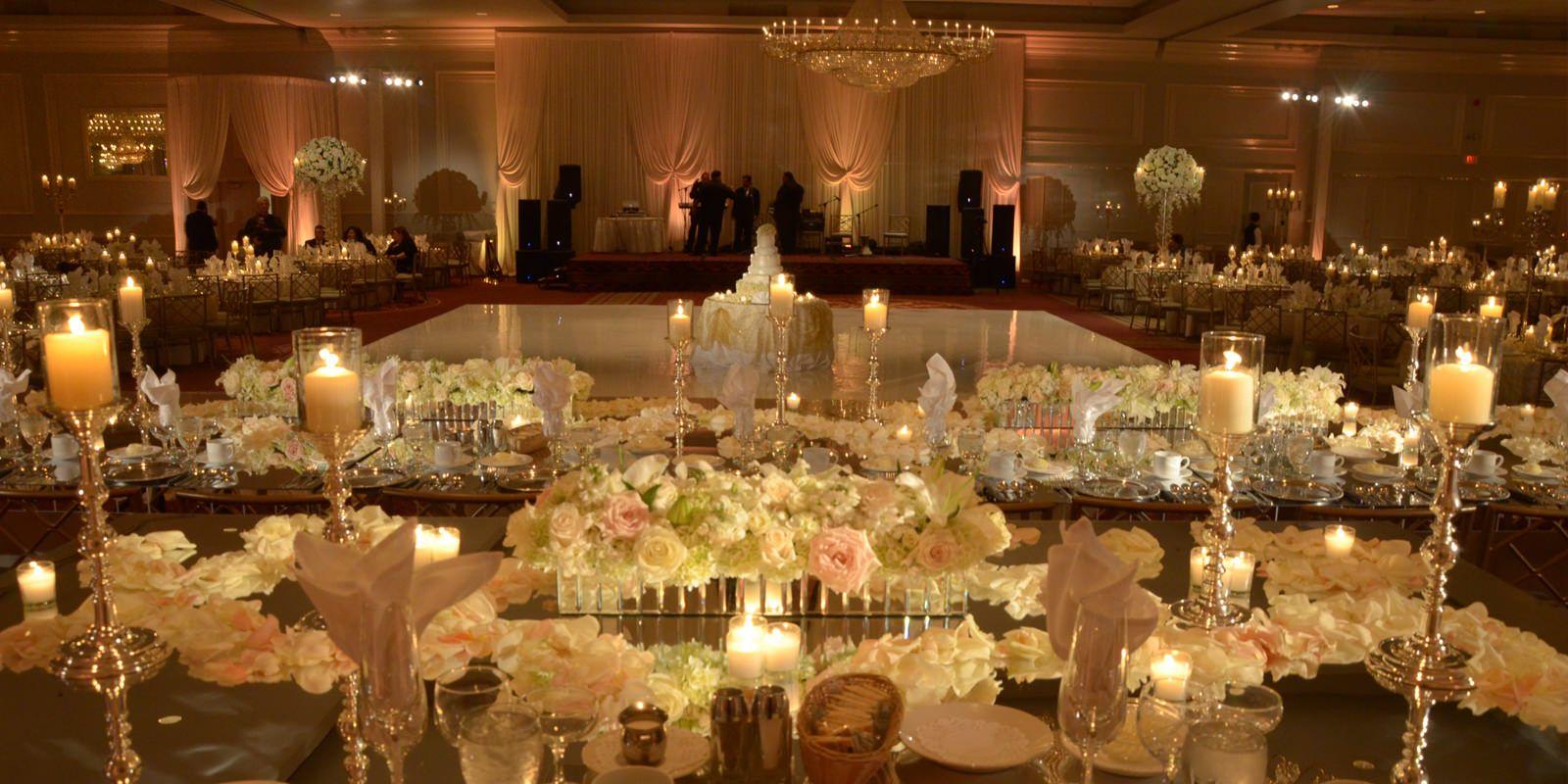 Celebrity Wedding Receptions