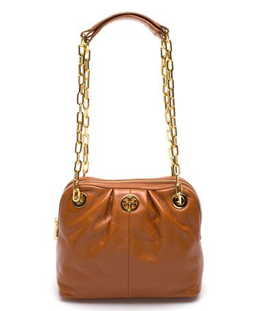 Look what I found on #zulily! Luggage Dena Mini Leather Shoulder Bag #zulilyfinds