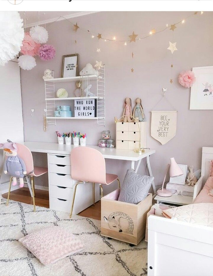cute room decor ideas | Dormitoare | Pinterest - Oudroze, Sterretjes ...