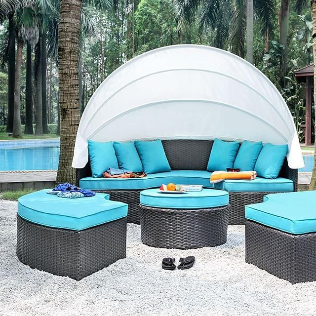 Furniture of America Outdoor Aria Daybed