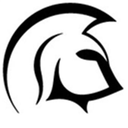 spartan helmet clip art clipart best clipart best freshman rh pinterest com au spartan head clipart spartan shield clipart
