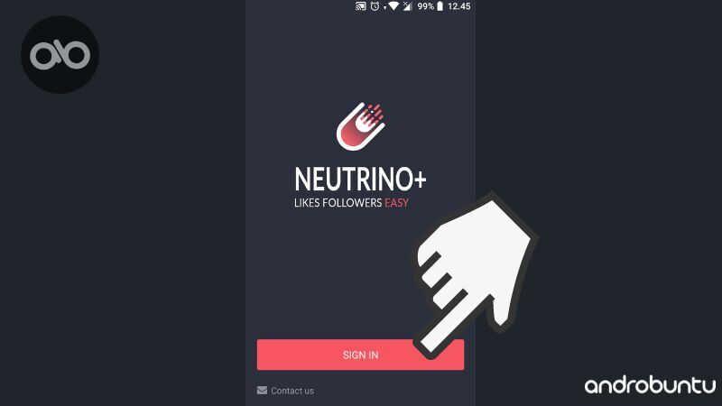 Cara Menambah Follower Instagram Dengan Neutrino Di Android Instagram Gambar