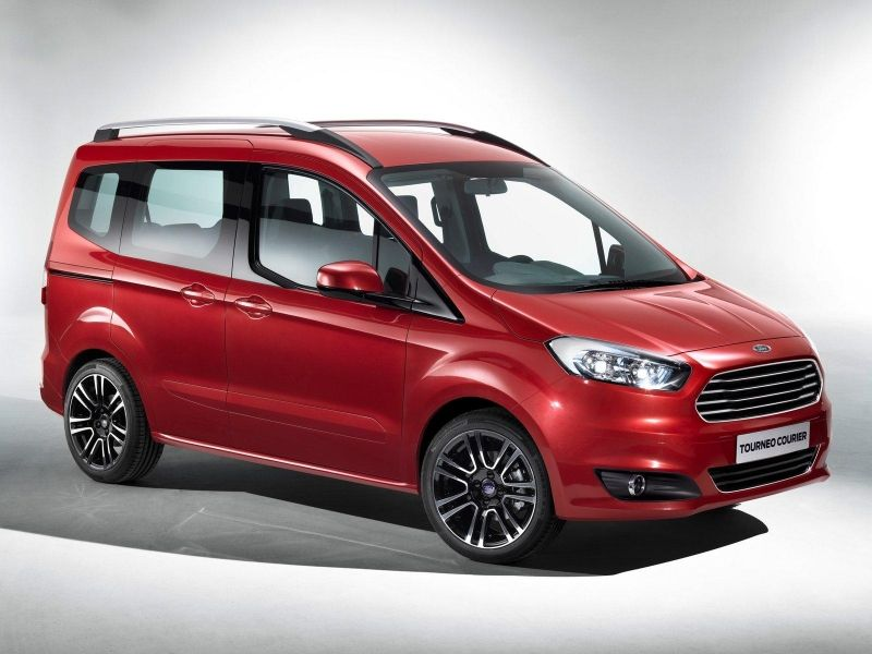 2014 Yeni Ford Tourneo Courier 1 Mrt Rent A Car Edirne Oto Kiralama