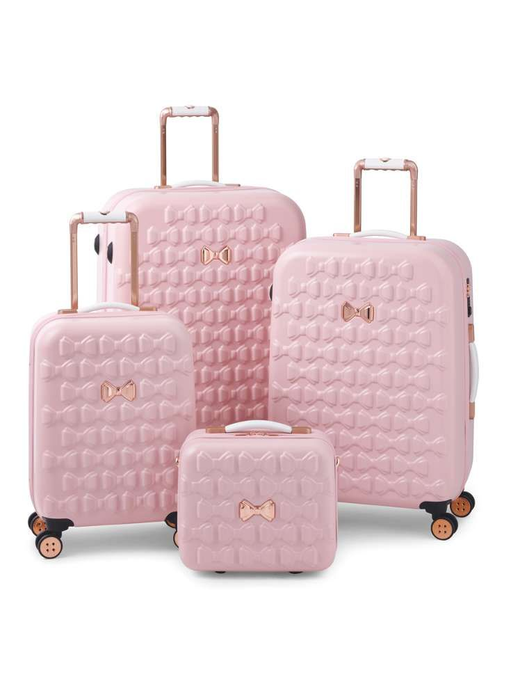 best loved official shop wholesale outlet Jet set princess | Pink luggage, Cute luggage, Cute suitcases