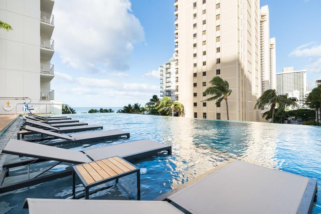 Alohilani Resort Waikiki Beach Honolulu Updated 2018