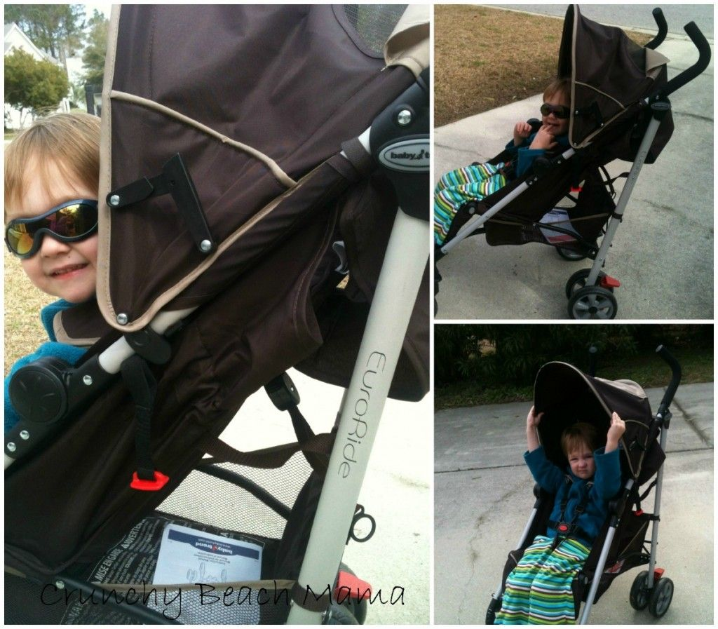 Baby Trend Euroride Lightweight Stroller Baby trend