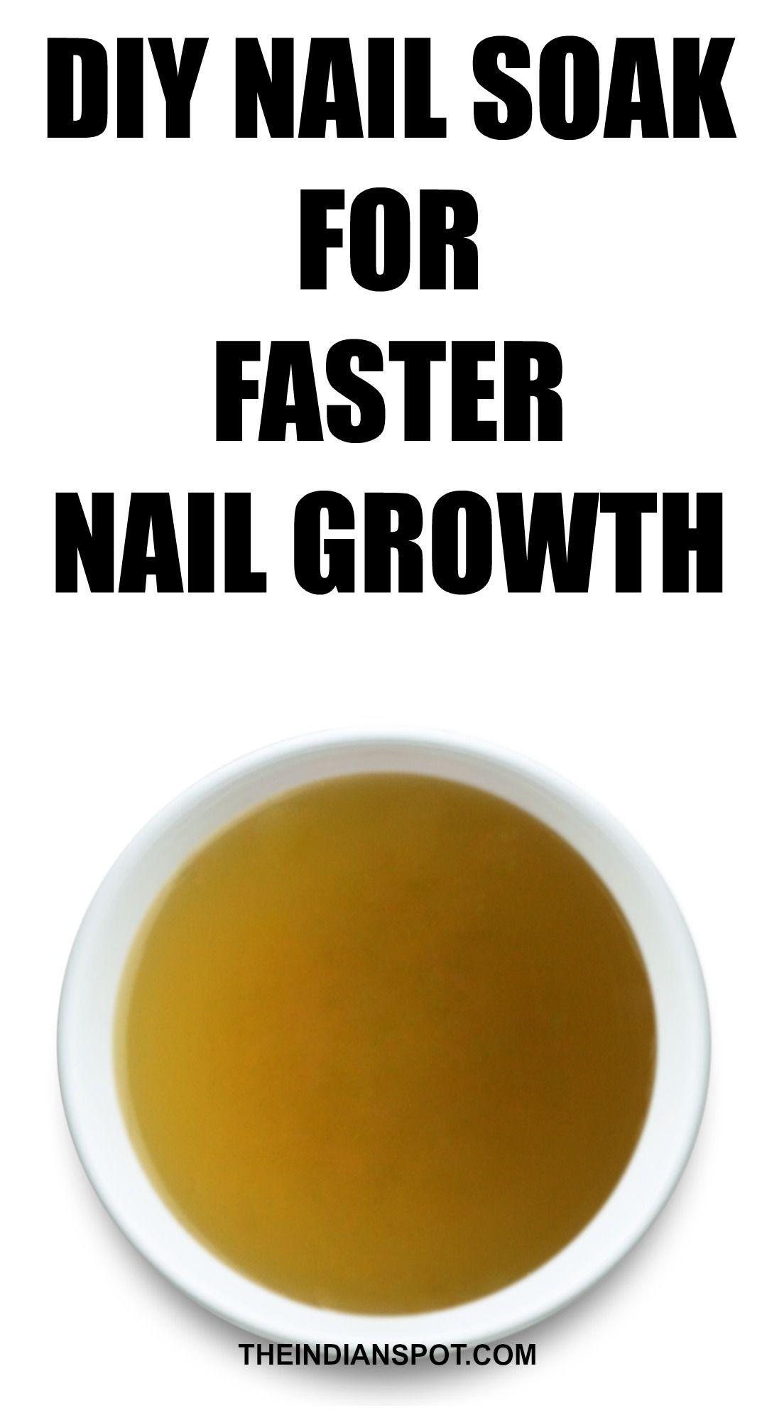 Diy nail soaks for beautiful and perfect nails nail soak