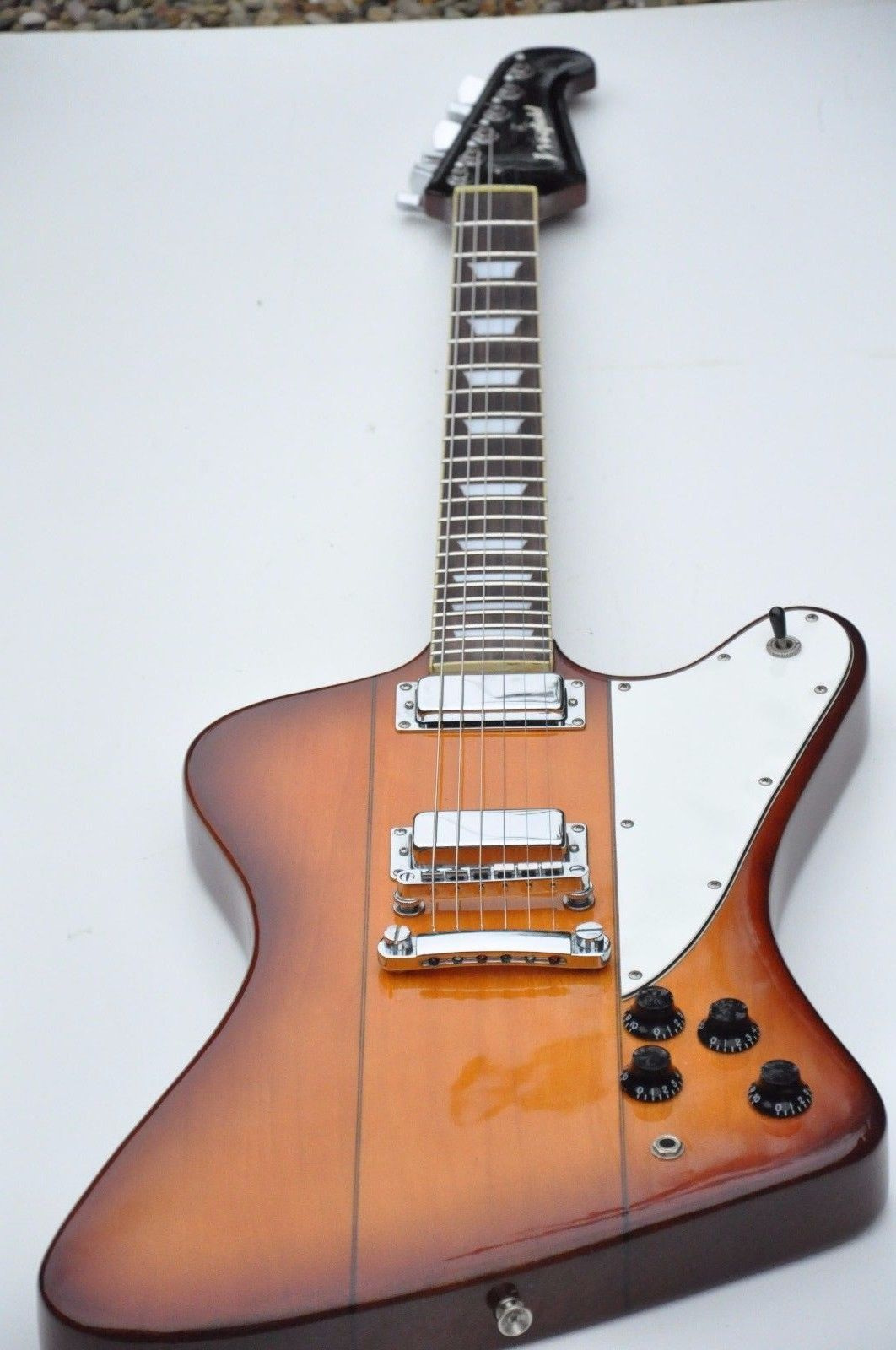 Westfield Firebird Electric Guitar - High Quality Gibson/Epiphone Firebird  Copy Firebird, Instrumentos Musicales