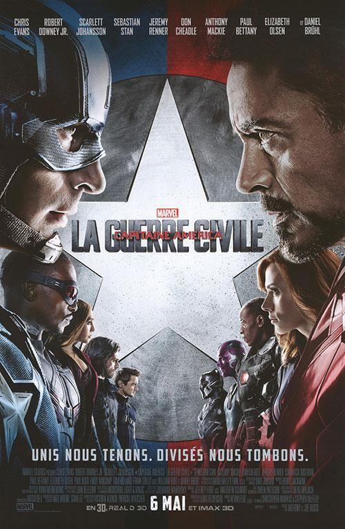 Captain America: Civil War (French)