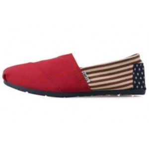 $32.4 Toms Shoes 'USA' Women's Classics For Sale