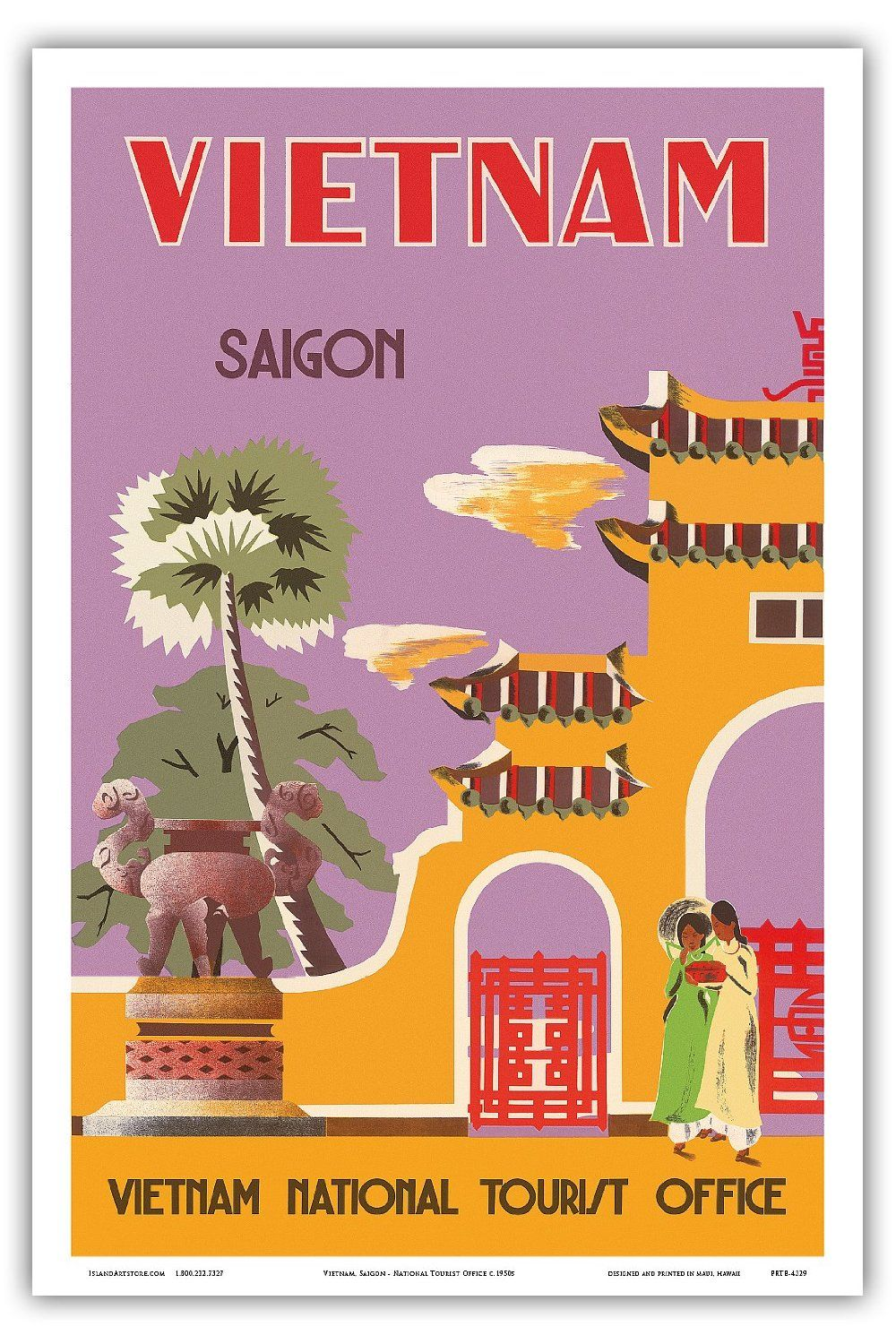 16x24 TWA See Germany 1968 Vintage Style Jet Travel Poster