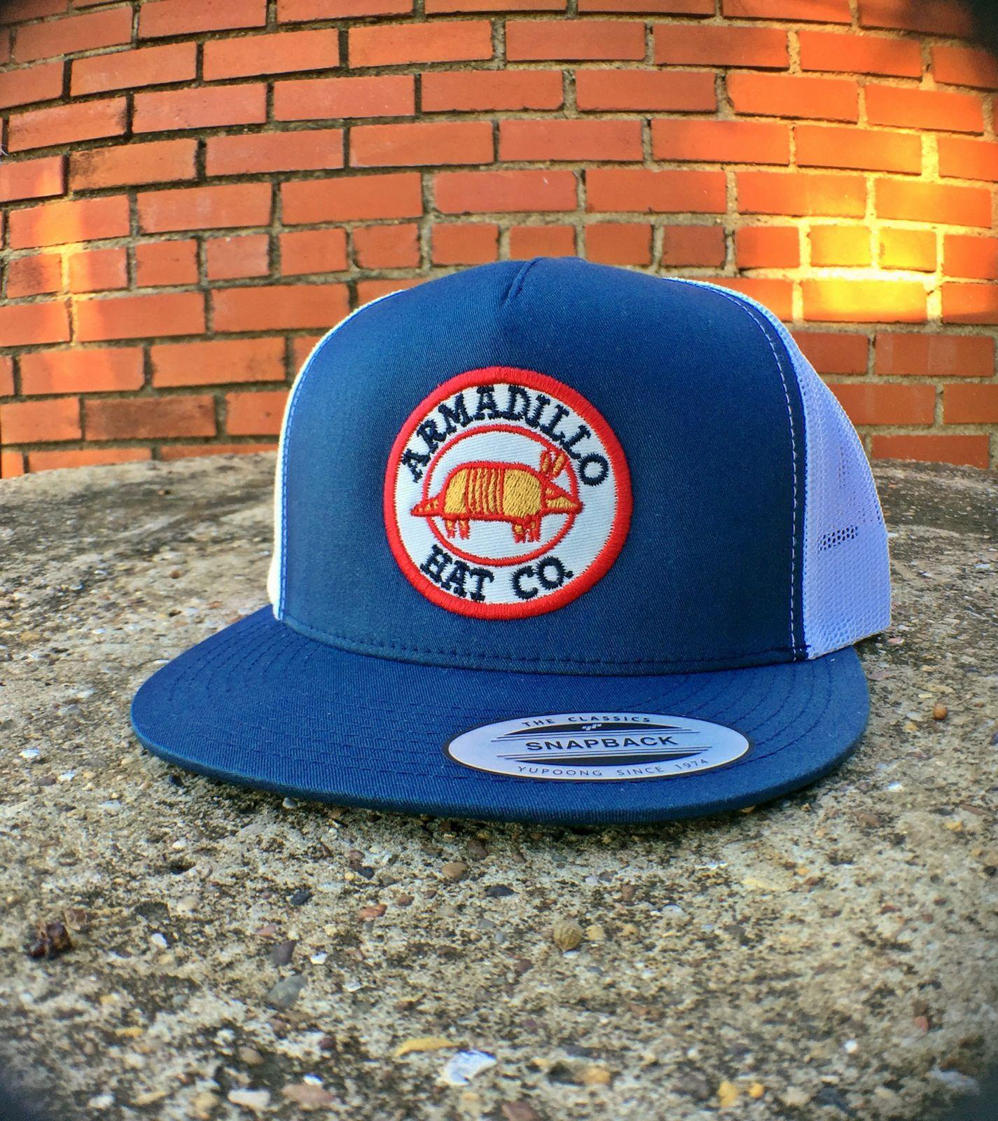 ce211091265e7 Big Blue Patch Hat
