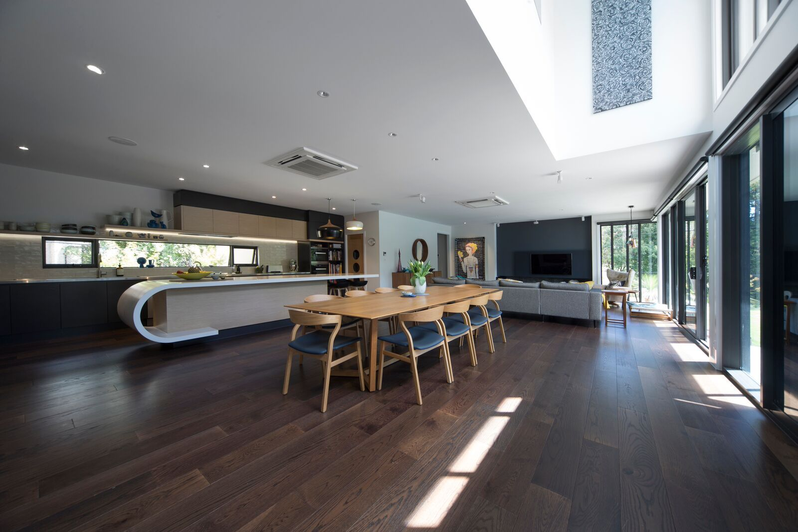 Living Griffith House DNA Architects design inspiration