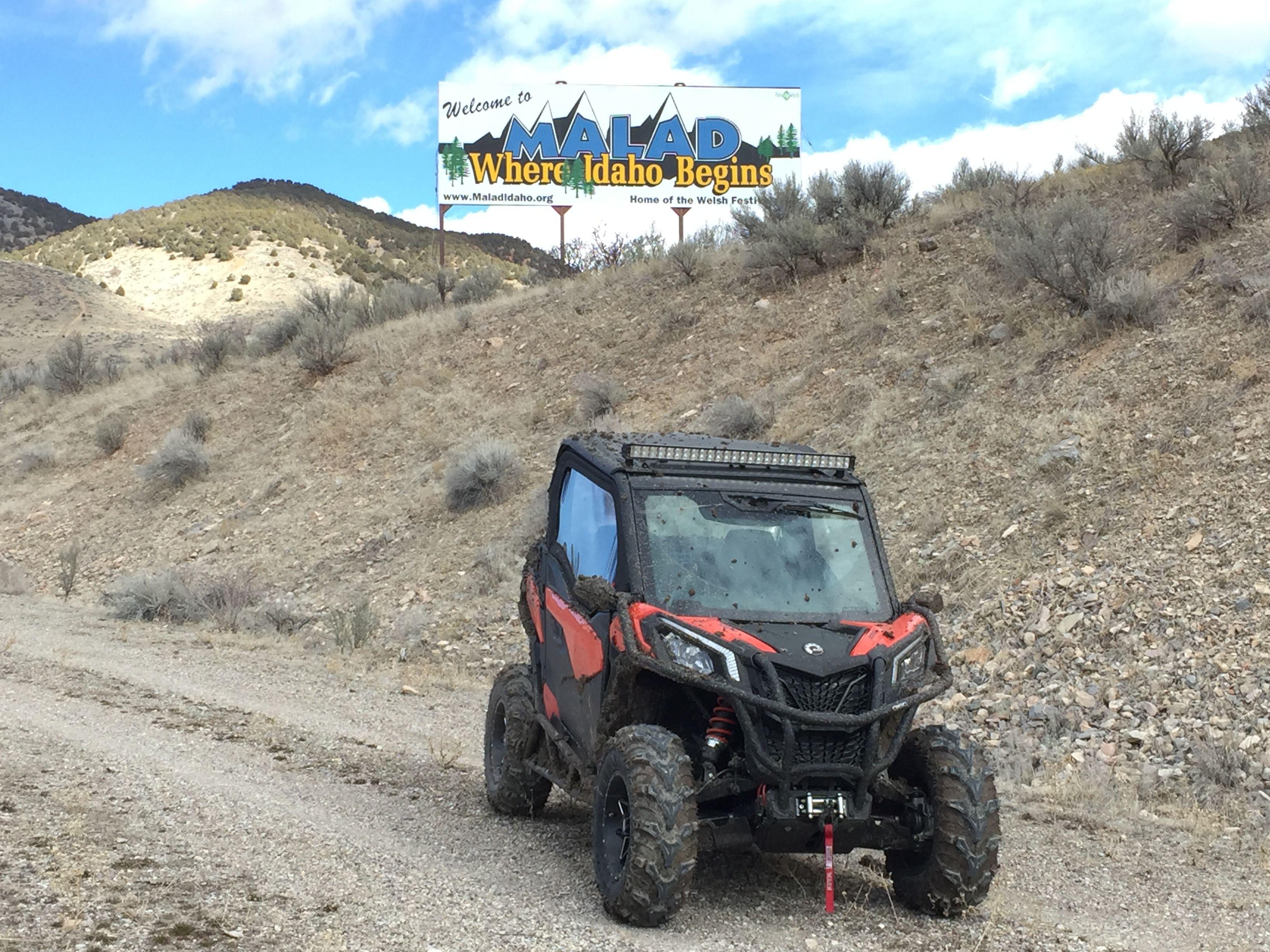 2018 Canam Maverick Trail 1000 Malad Idaho Gmc Trucks Monster Trucks Jeep 4x4