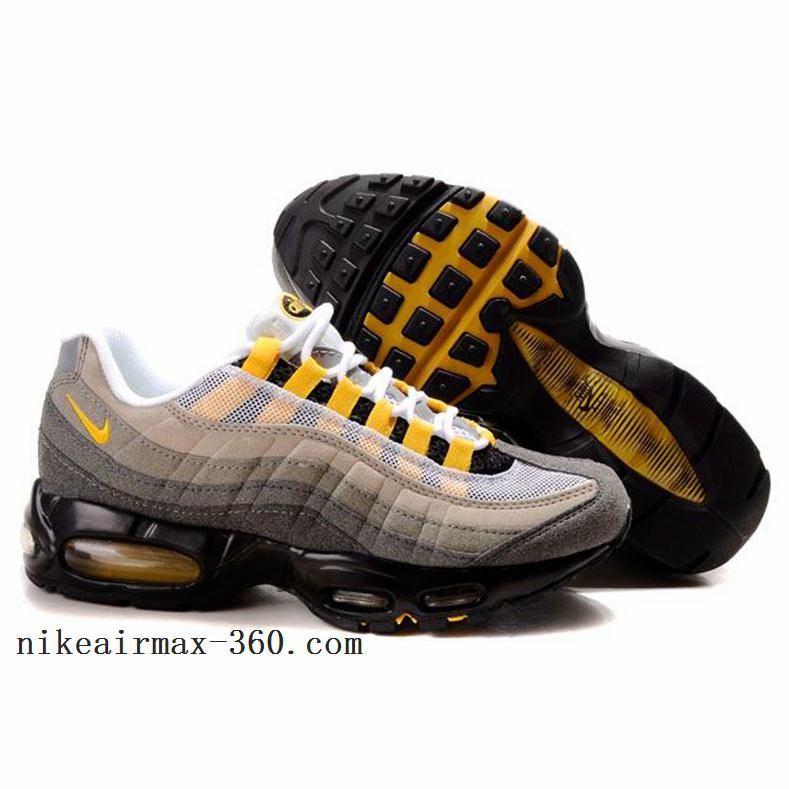 Collection Nike Air Max 95 Retro Womens Running shoes Black