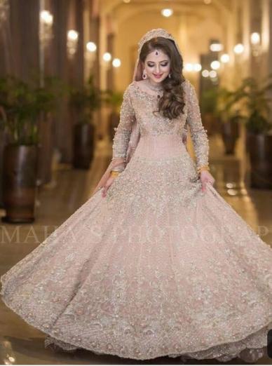 bridal walima bridal maxi dress for wedding