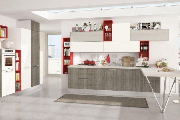 Lube Store Milano – Le Cucine Lube & Creo a Milano   kitchen ...