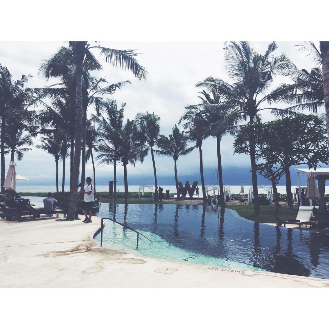 W Hotel, Bar, Spa #Wtreatment #bali #spa #hotel #paradise