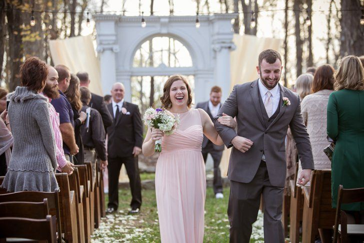 Pin for Later: This War Veteran's Tennessee Wedding Is Achingly Beautiful