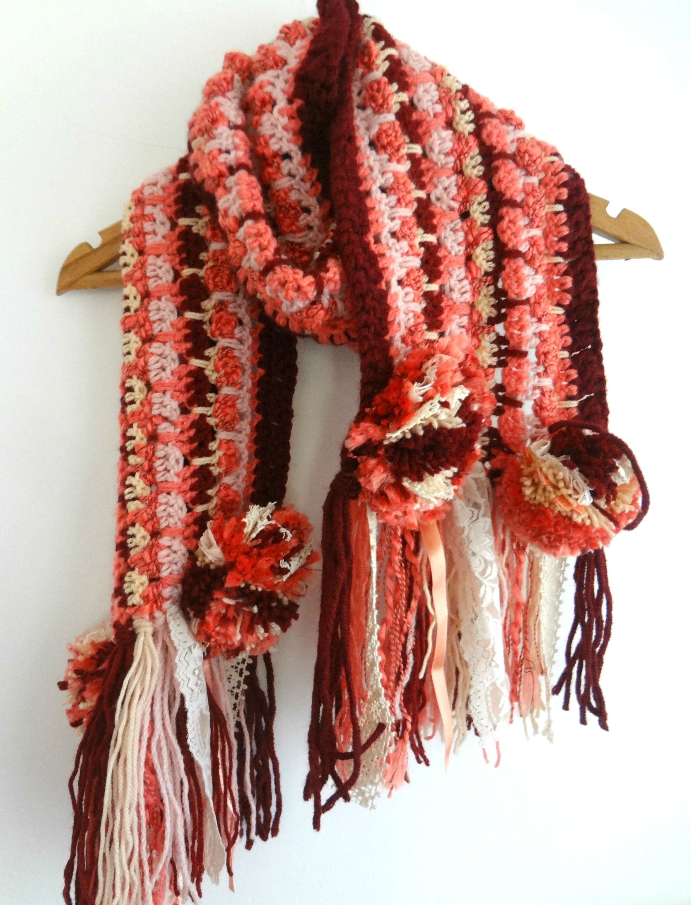pictures Bohemian Scarf
