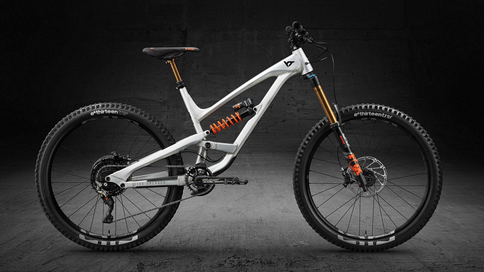 Yt Launches Limited Edition Capra Bike Bicycle Bike Bike Magazine