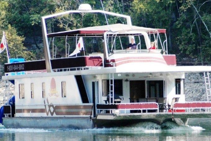 Grand Rivers Kentucky Kentucky Houseboat Rentals Kentucky