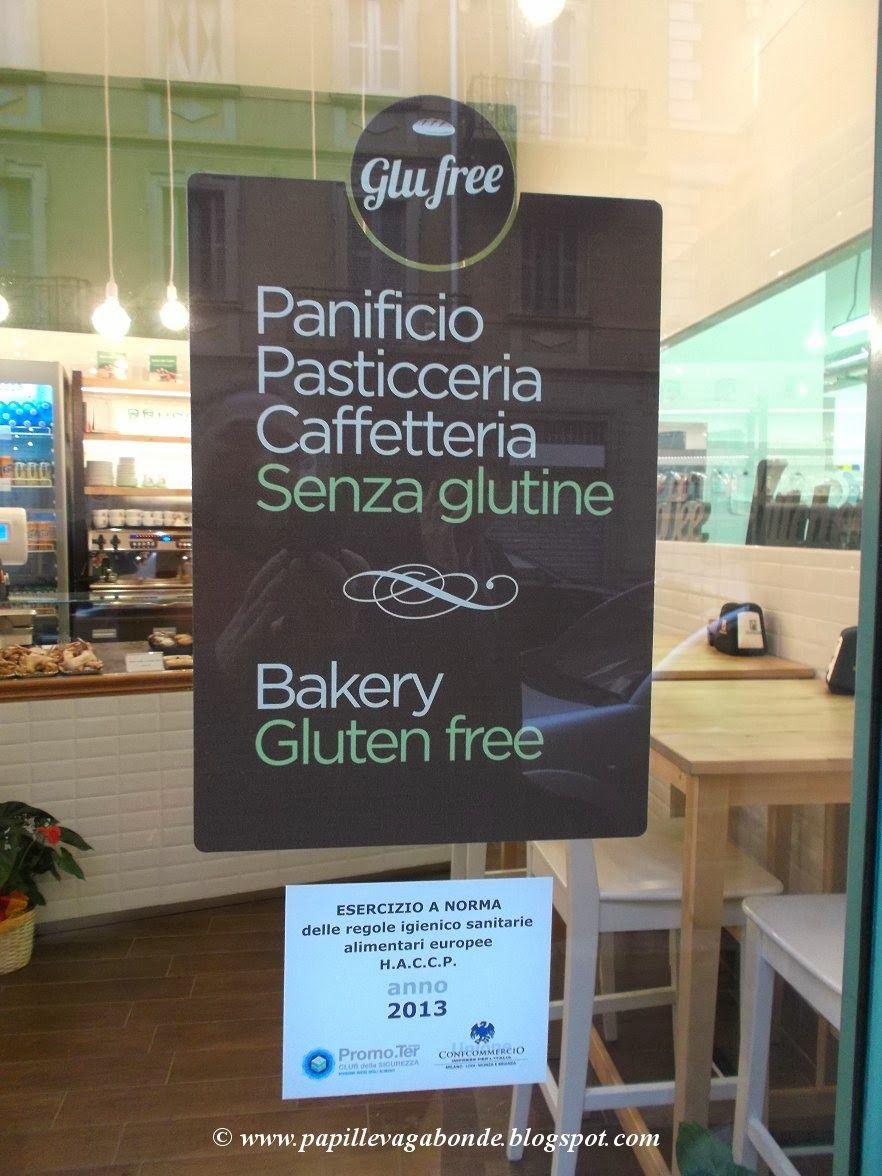 papille vagabonde: Gluten Free Bakery a Milano, pane, pasticceria e s...