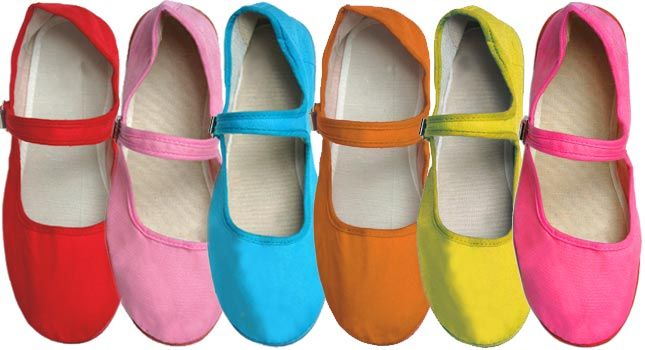 Mary Janes Sandals   Kung Fu Shoes